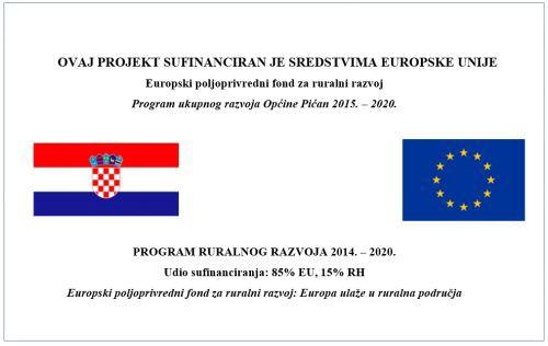 Europska unija financira izradu Programa ukupnog razvoja Općine Pićan