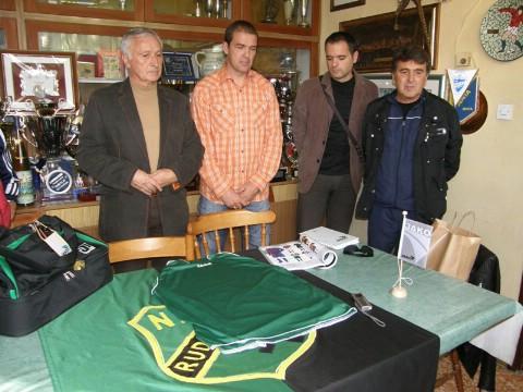 NK Rudar i proizvođač sportske opreme JakoSport potpisali sponzorski ugovor