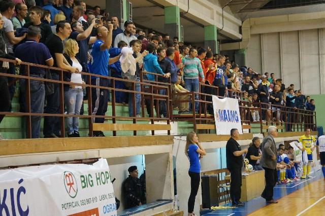Futsal Dinamo kod starih znanaca lovi osmu prvenstvenu pobjedu