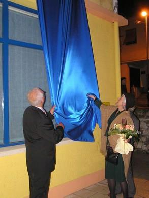 Kći Gustava Pulitzera Finalija otvorila istoimeni trg u Raši (Audio)