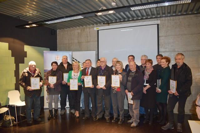 Dodijeljene zahvalnice predstavnicima stanara za energetsku obnovu zgrada