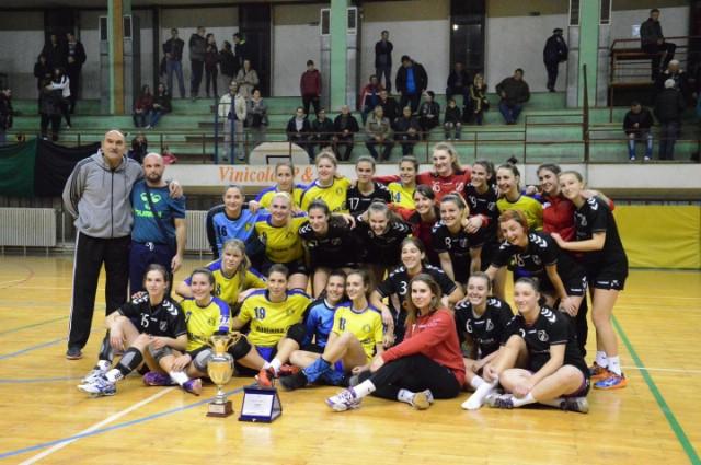 Rukometašice Rudara poražene u finalu Kupa Istre
