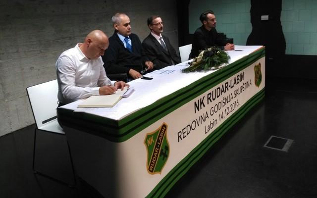 Održana redovna Skupština NK Rudara - dodijeljene godišnje nagrade