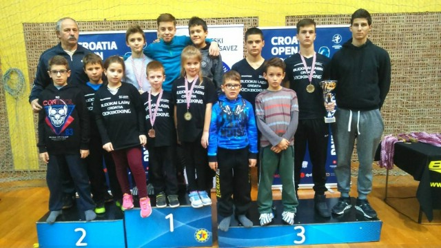 Labinjani tijekom 2016. godine na kicxboxing natjecanjima osvojili ukupno 234 medalja
