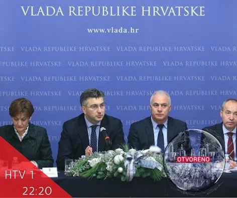 Večeras u emisiji `OTVORENO` HRT-a gostuje gradonačelnik Labina Tulio Demetlika