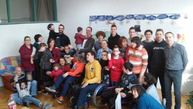 Humanitarna akcija za pomoć centru Liče Faraguna - RK Mladi rudar prikupio 5.400,00 kuna