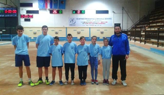 Mladi boćari Labinštine u igraju regionalnu omladinsku ligu
