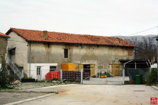 Objavljen natječaj za prodaju gospodarske zgrade na Pristavu u Kršanu