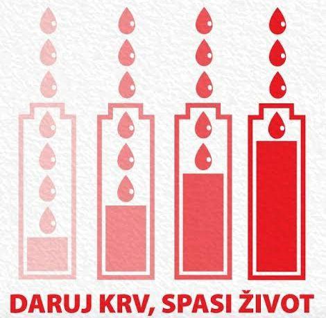 [Najava] Akcija darivanja krvi 03.01.2017. u Labinu - poseban poziv darivateljima krvnih grupa  B-, AB+ i AB-