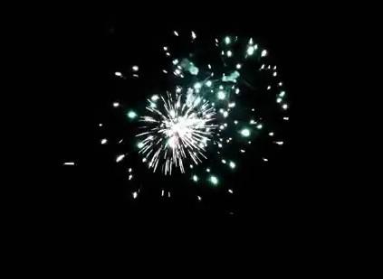 Mirna novogodišnja noć u Labinu