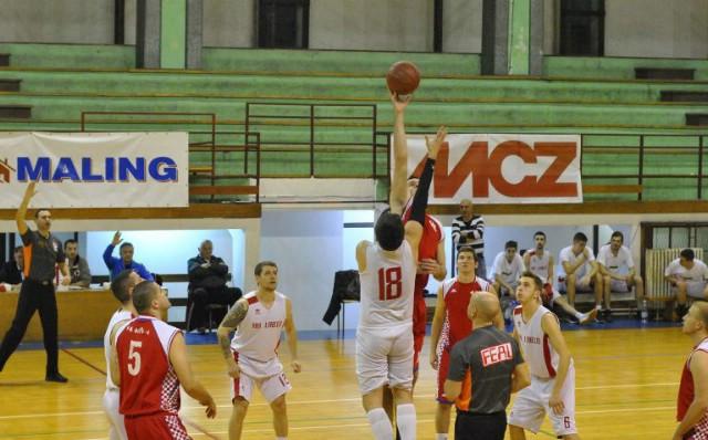 Uvjerljiva pobjeda labinskih košarkaša za treće mjesto na prvenstvenoj ljestvici