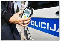 PU Istarska: Noćas prometna akcija Kontrola alkoholiziranosti vozača i kontrola vozača na opojne droge