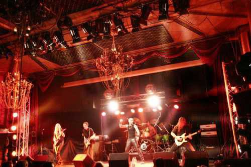 "Club ""X"", Dubrova: Večeras Metal atrakcija iz Švicarske - bend Gonoreas"