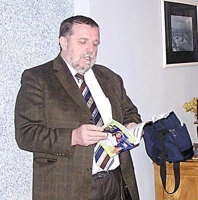 Valter Kvalić, bivši načelnik Kršana, imenovan predsjednikom Svjetske zagonetačke federacije