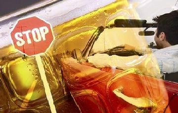 Kršan: napuhao 1,02 promila alkohola u krvi, pa htio pobjeći autom