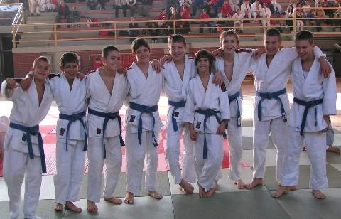 Međužupanijski judo cup u Rovinju: uspješan nastup labinskih judaša