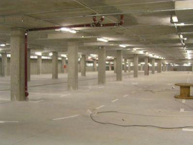 Uz Mercator prva podzemna garaža u Labinu