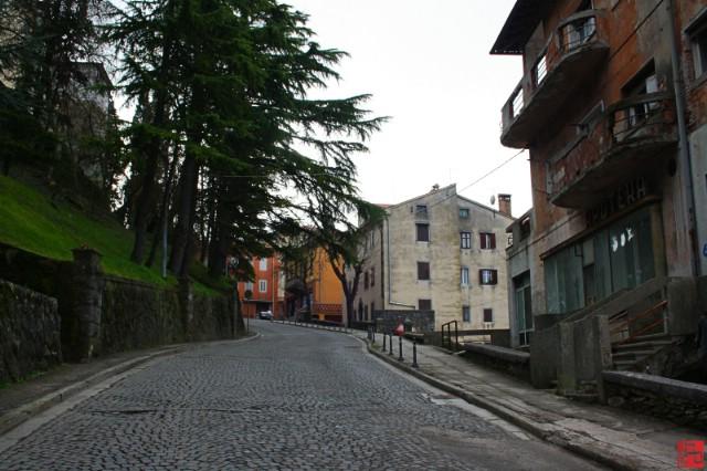 U ponedjeljak počinju radovi u ulici Aldo Negri na usponu za Stari grad