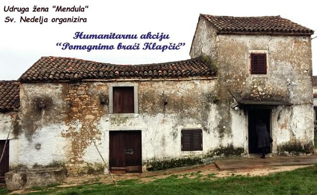 """Humanitarna akcija """"Pomognimo braći Klapčić"""""""