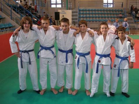 Labinjanima tri bronce na Međunarodni judo kup-ovima u Trstu