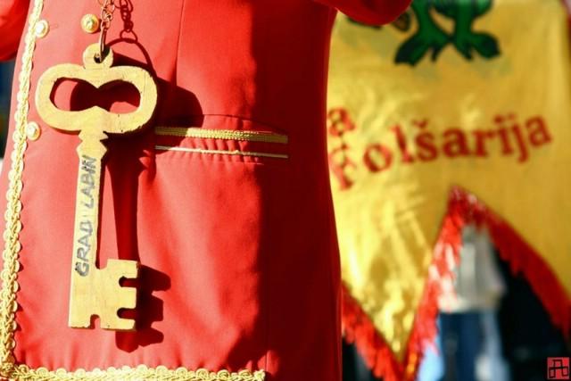 Labinjonska kompanija, domoća folšarija danas počinje jednomjesečnu vladavinu Labinštinom