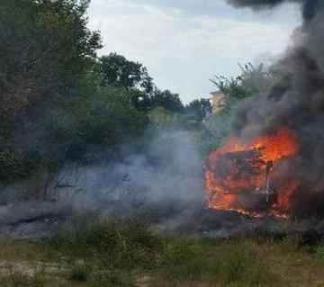 Uzrok požara u rabačkom kampu je otvoreni plamen na jednoj od mobilnih kućica