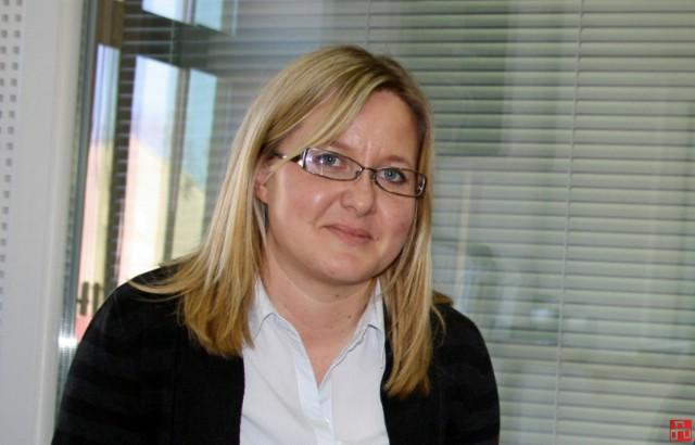 Sanja Dobrić Bedrina nova ravnateljica Doma za starije osobe Raša