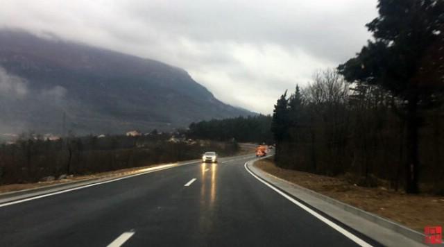 [VIDEO] Za promet otvorena cesta Vozilići – Kršan