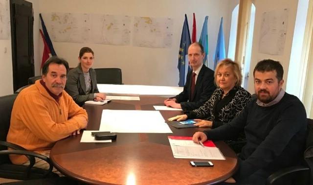 Predstavnici ŽK Pula posjetili Općinu Pićan i poduzetničku zonu
