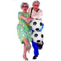 Umirovljenice treniraju