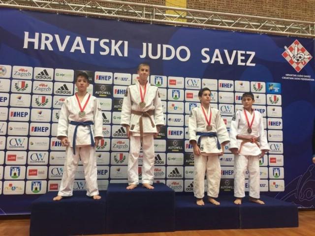 PH Hrvatske u judu: Petar Dundara novi prvak Hrvatske u kategoriji 46 kg, Ricardo Bolterstein brončani u svojoj kategoriji