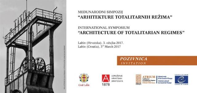 Otvorene prijave na Međunarodni simpozij na temu urbanizma i arhitekture realizirane u razdoblju nedemokratskih režima XX. stoljeća