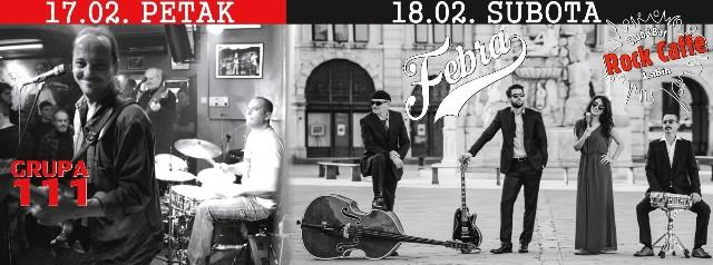 [NAJAVA] Ovog vikenda dva koncerta u Labinskom rock caffeu