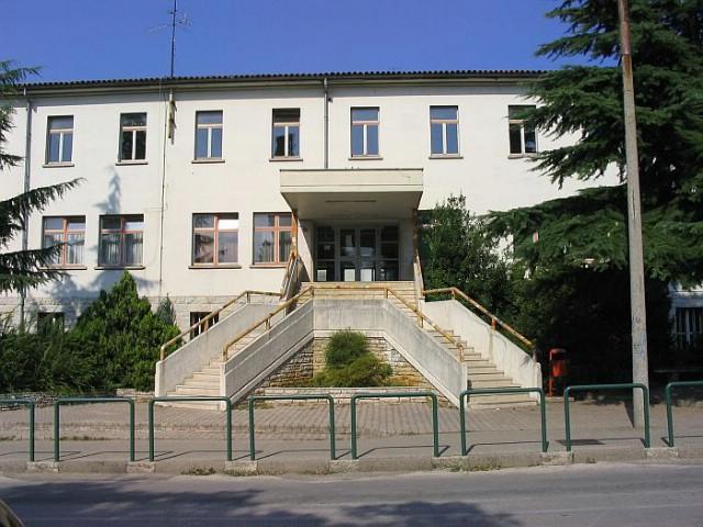 Srednja škola Mate Blažine Labin: informativni dan