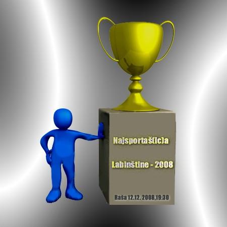 6. Izbor najsportaš(ic)a Labinštine 2008. u izboru Radio Labina (Poziv za nominacije)