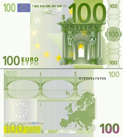 Inspektorima prodali više stotina krivotvorenih novčanica od 100 eura u Istri i Dalmaciji!