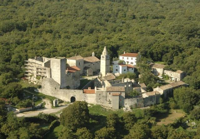 Obnovit će se kula u starom gradu Kršanu