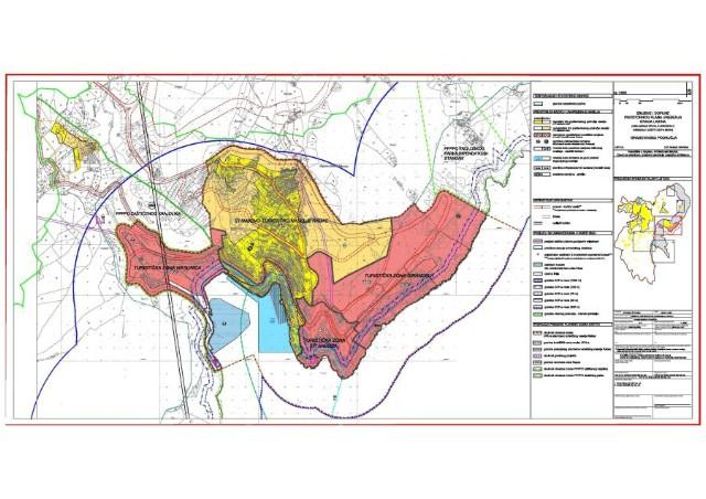 Počela javna rasprava o prijedlogu Urbanističkog plana uređenja Rapca i Izmjena i dopunama Urbanističkog plana uređenja Vineža