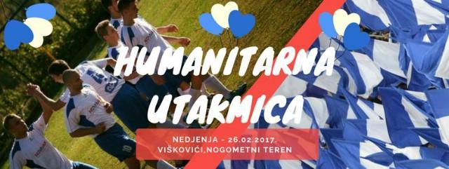"Humanitarna nogometna utakmica ""Za Natašu"""