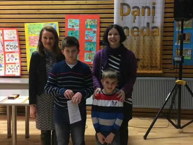 Dvije nagrade čepljanskih osnovnoškolaca na Danima meda u Pazinu