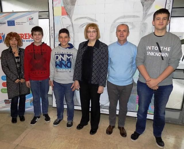 Ogroman uspjeh matematičara labinske Srednje škole na županijskom natjecanju