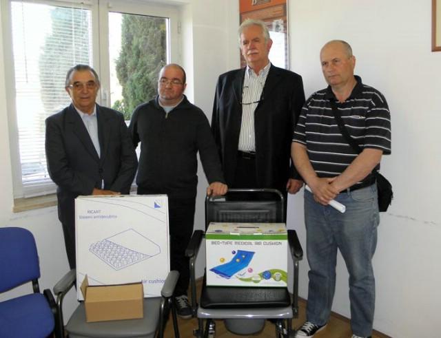 Nezavisna Lista Ulika donirala 50.575,60 kuna u hamanitarne svrhe