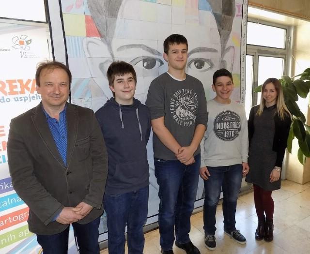 Učenici labinske Srednje škole zablistali na Županijskom natjecanju iz fizike