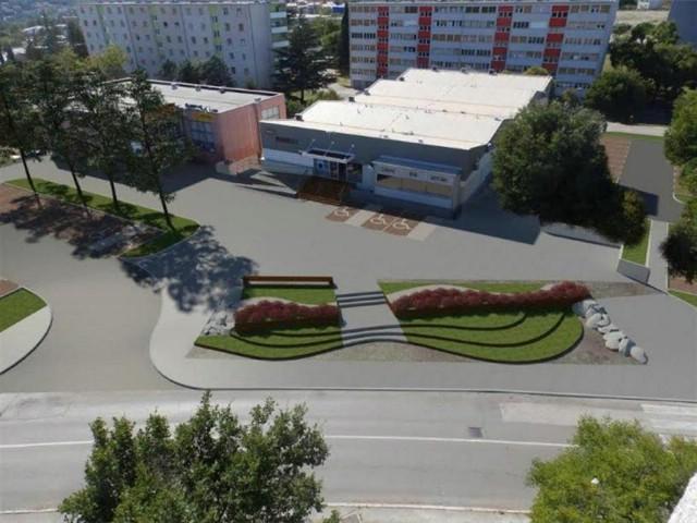 Počelo uređenje novog trga i parkirališta na Katurama