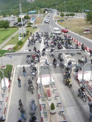 Cestarina za motocikliste 40% niža