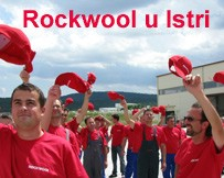 Rockwool u Istri - nove web stranice