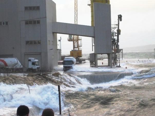 Za područje Raše i Boljunčice proglašene mjere obrane od poplave, a visok vodostaj potopio i Koromačno (Galerija fotografija)