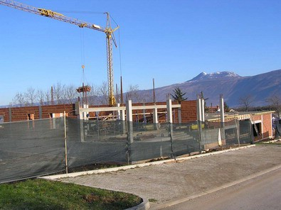 """""""Pristav"""" gradi trgovački centar u Kršanu"""