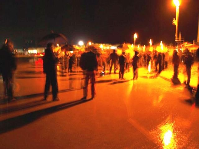 Prosvjed ispred tvornice Rockwool ne jenjava! - VIDEO