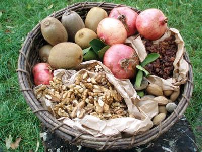 Đir po labinskoj tržnici: Voće za blagdanske kolače